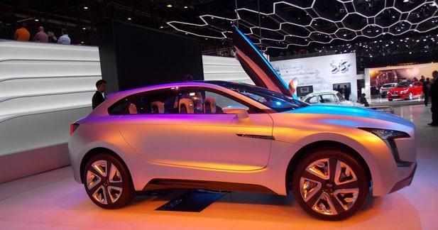 Le Boxer Subaru en mode hybride diesel rechargeable