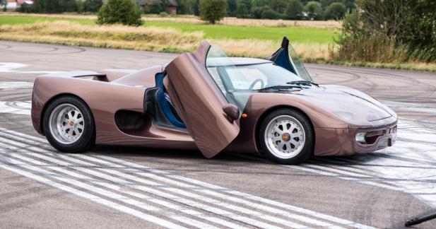 Découvrez la toute première Koenigsegg