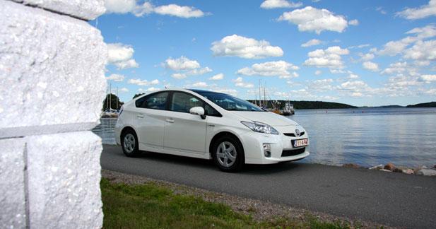 Toyota Prius : numéro 1 des ventes au Japon en 2009