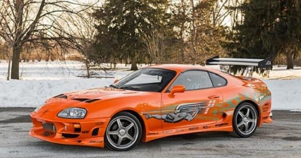 Offrez-vous la Toyota Supra de Fast and Furious
