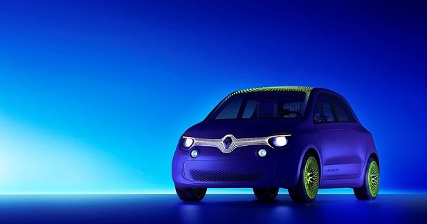 Renault confirme la nouvelle Twingo pour le salon de Genève