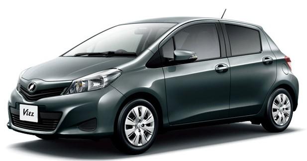 Toyota lance la nouvelle Yaris au Japon