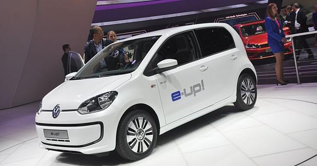 Volkswagen e up la up lectrique arrive for Le salon east nyc