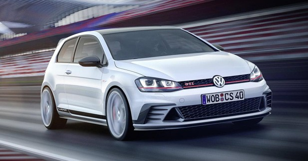 Volkswagen Golf GTI Clubsport: friandise pour amateur de tuning
