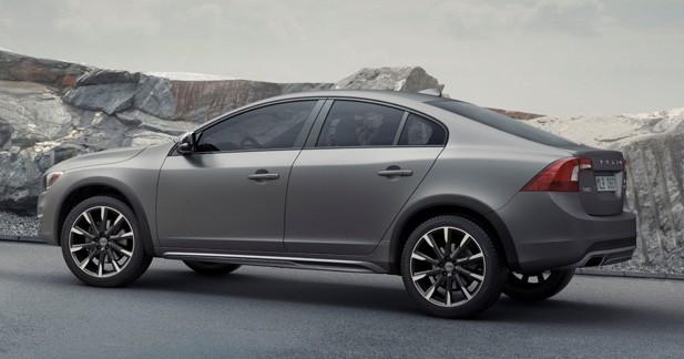 Detroit 2015 : Volvo S60 Cross Country, une nouvelle vision du crossover