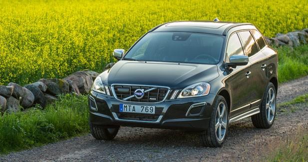 La XC60 en tête des ventes chez Volvo