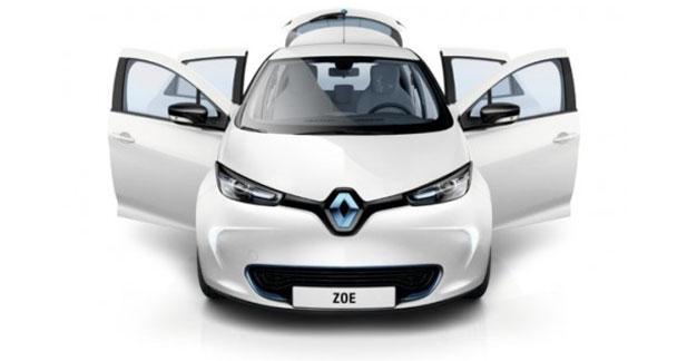 Renault prépare le lancement de la Zoé en mars