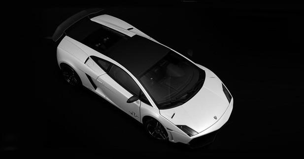 Lamborghini Gallardo LP570-4 SV : Bouquet final
