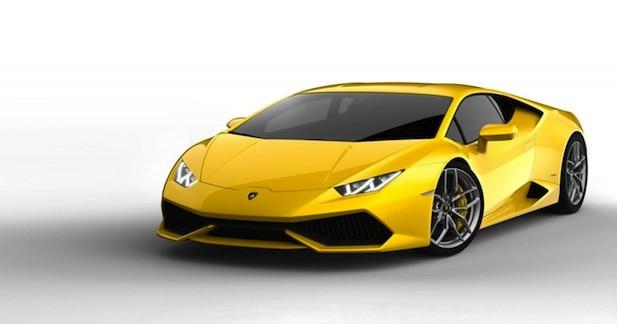 Lamborghini Huracan : déjà un énorme succès
