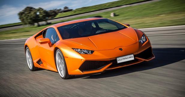 La Lamborghini Huracan adopte la désactivation des cylindres