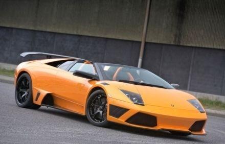 Lamborghini Murciélago LP640 Roadster par IMSA Tuning