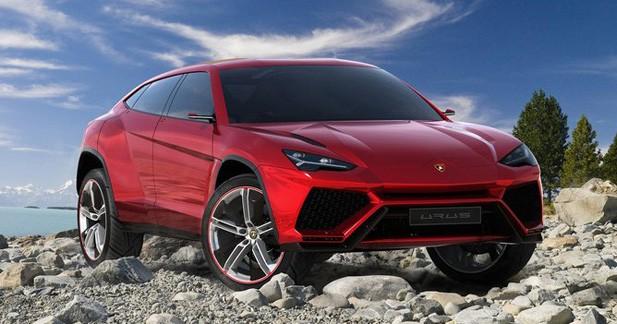 Lamborghini Urus : Bientôt la série ?