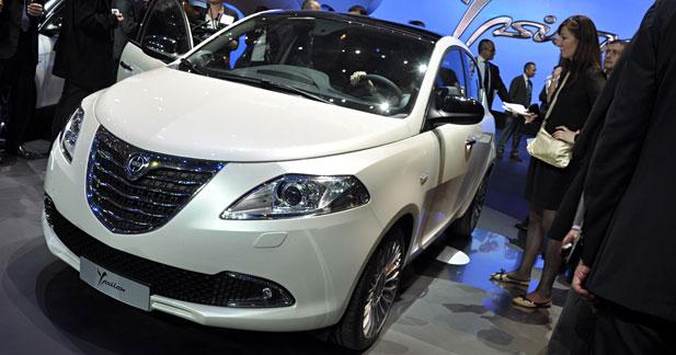 Lancia Ypsilon 2011 : Baby Delta