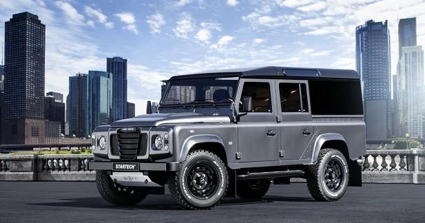 Land Rover Defender Sixty8 par Startech: aventurier raffiné