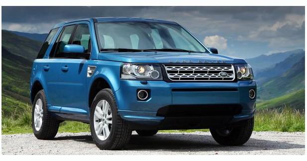 Land Rover présente le nouveau Freelander 2 au Salon de Moscou