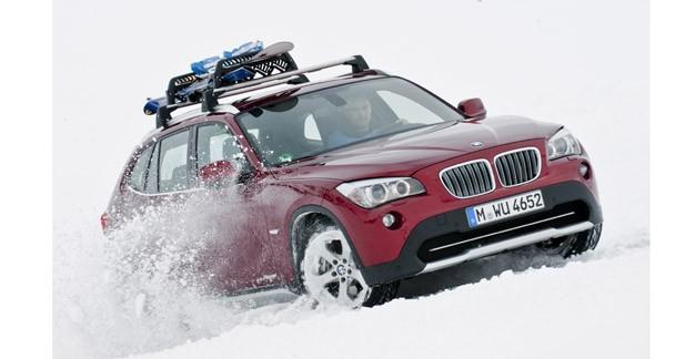 Le BMW X1 xDrive 28 i passe au 4 cylindres