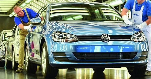 Groupe Volkswagen : un début d'année prometteur