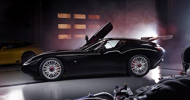 Zagato Maserati Mostro, à l'attaque de la Villa d'Este