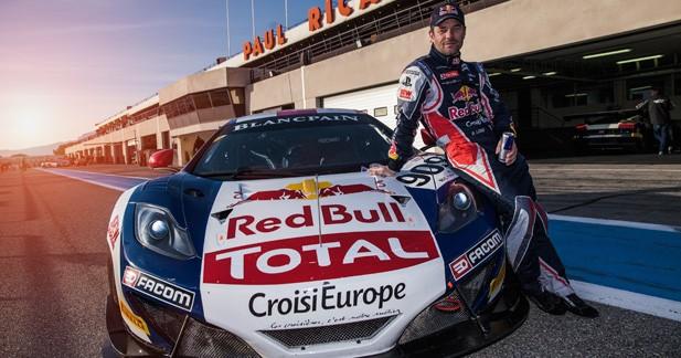 Nouveau job pour Sébastien Loeb