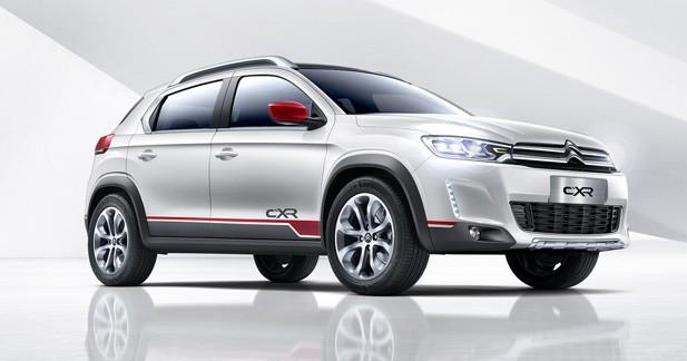 Citroën C-XR : l'avenir du C-Crosser ?