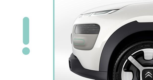 Citroën présentera le Cactus à Francfort