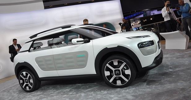 Le Citroën Cactus enfin révélé