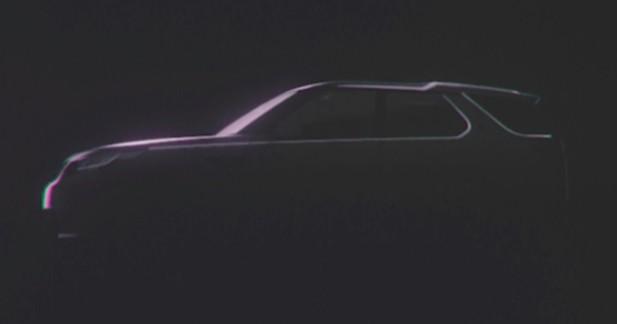 Le futur Land Rover Discovery sera dévoilé à New-York