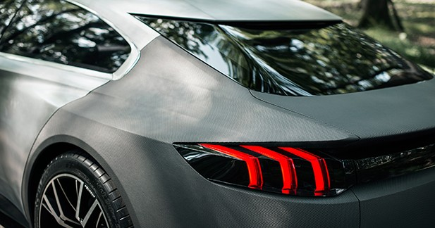 Peugeot présentera un concept de 408 GT au Mondial de l'Automobile