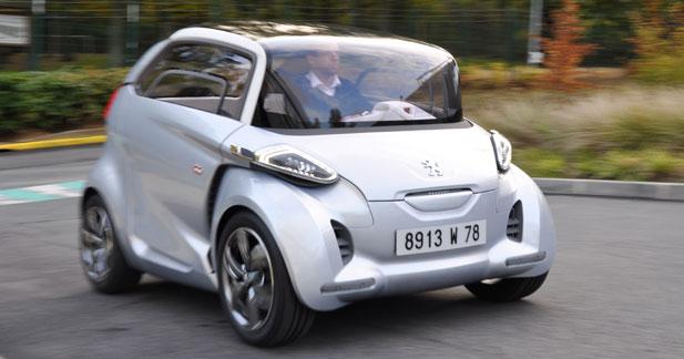 Exclusif : au guidon de la Peugeot BB1