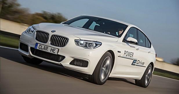 BMW prévoit de développer de plus en plus de moteurs hybrides