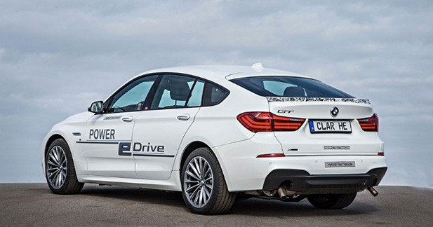 L'électrique selon BMW