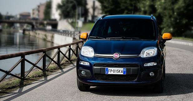 De nouvelles photos de la Fiat Panda K-Way