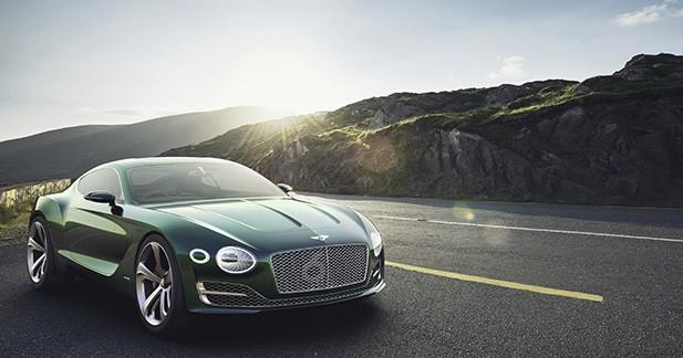 Bentley EXP 10 Speed 6: le grand gagnant de la Villa d'Este
