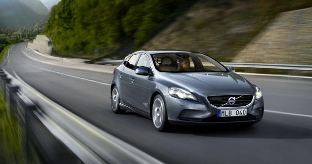 Objectif moins de 100 g de CO2 chez Volvo