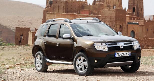 Dacia Duster : déjà 10 000 commandes