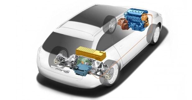 Peugeot joue la carte de l'hybride avec la 508