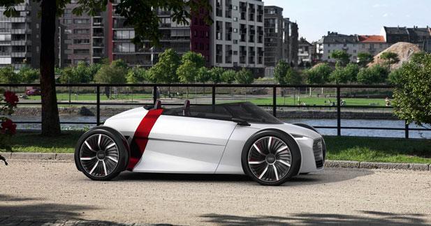 Expo : Audi donne un aperçu de la mobilité de demain