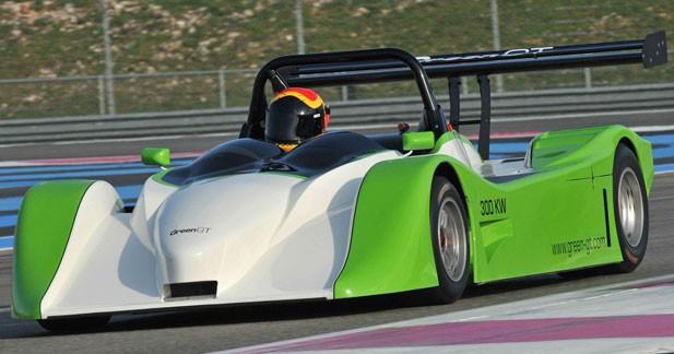 La Green GT sera à EVER Monaco