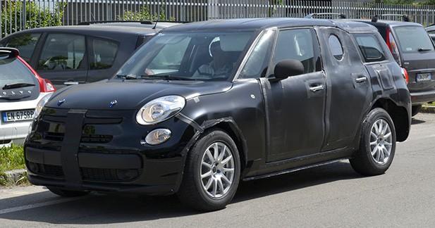 Spyshot : le SUV Alfa Romeo apparaît discrètement