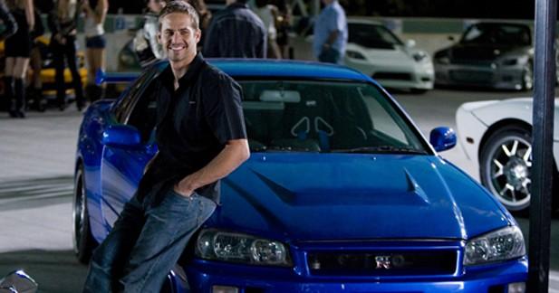 Le héros de Fast And Furious disparait dans un accident de voiture