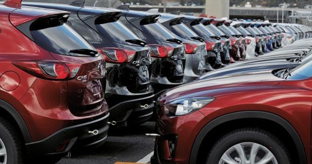 Ventes : Mazda se met au vert