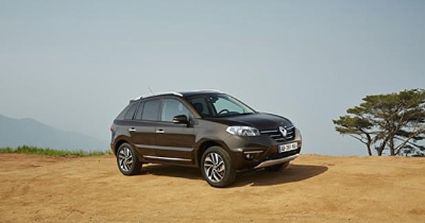 Caraudiovidéo : le Renault Koleos reçoit la tablette R-Link