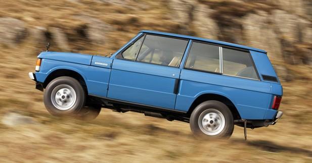 Land Rover chérit et partage son patrimoine