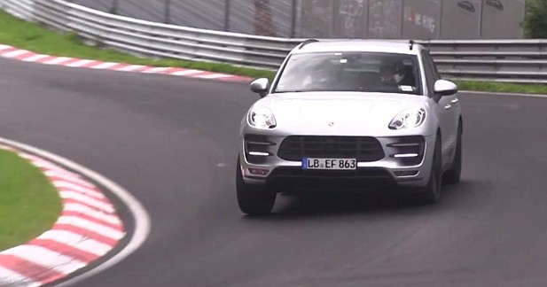 Porsche Macan GTS : la photo volée