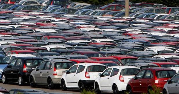 Les ventes de voitures neuves en hausse dans l'Union Européenne