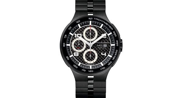 Une nouvelle édition de la montre ''Flat Six'' chez Porsche Design