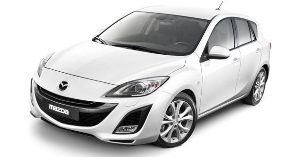 La barre des trois millions pour la Mazda 3