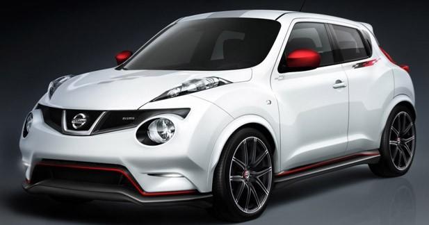 Encore plus de puissance pour le Nissan Juke Nismo