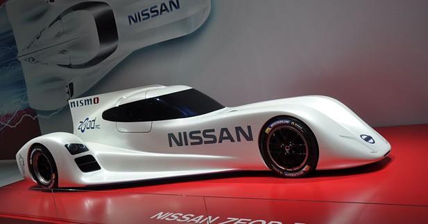 La Nissan ZEOD RC poursuit son développement