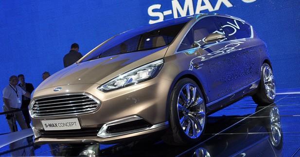 Le Ford S-Max Concepten vidéo